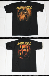 Overkill Shirt ReliXIV Cover 2005
